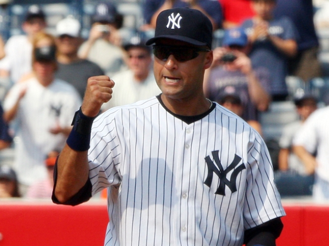 The Great Wall of Jeter