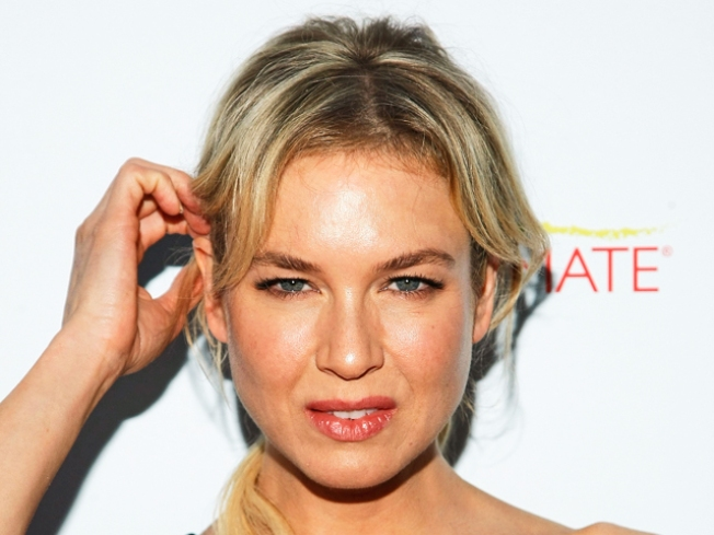 Renee Zellweger Hit in Car Crash