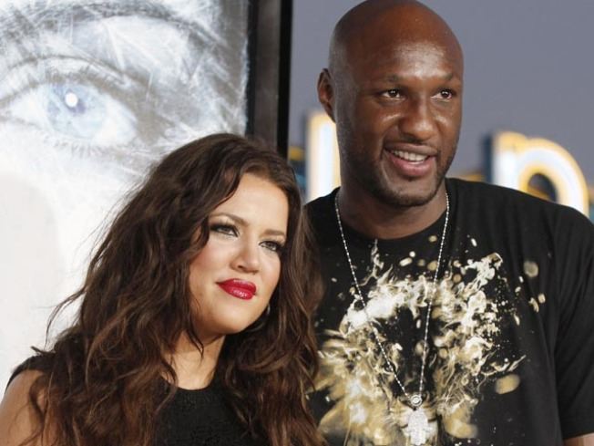 "Lamar, Khloe Launch Unisex Fragrance ""Unbreakable"""