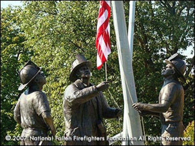 Maryland 9/11 Statue To Be Auctioned On E-Bay