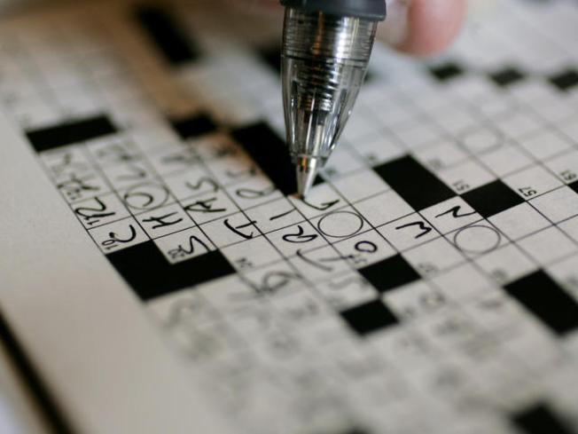 Man Proposes in Post Crossword