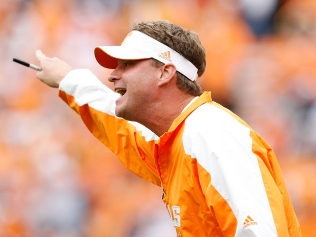 Tennessee Burns After Unsuccessful Football Coach Jumps Ship
