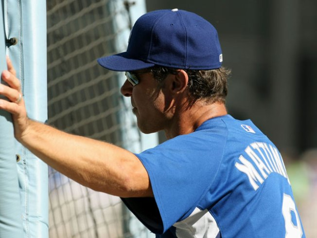 Mattingly Blows Off Nats