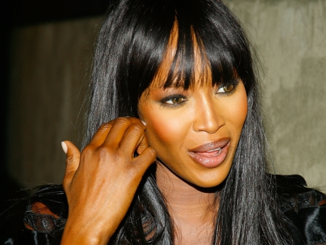 Naomi Campbell Swats ABC Camera After Blood Diamond Question