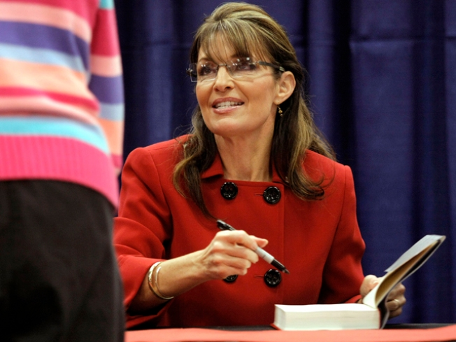 "Palin's ""Rogue"" Show Stops in Virginia"