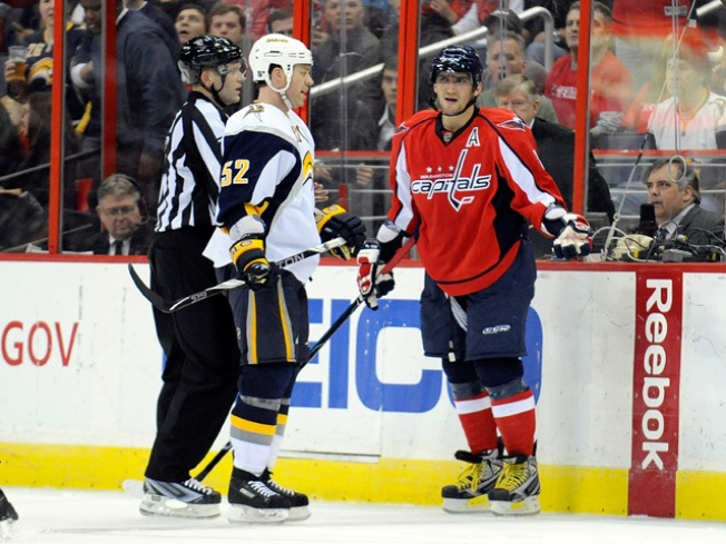"""Risky,"" ""Reckless"" Ovechkin Suspended 2 Games"