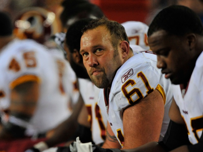 Rabach, Daniels Among Redskins Cuts as Camp Begins