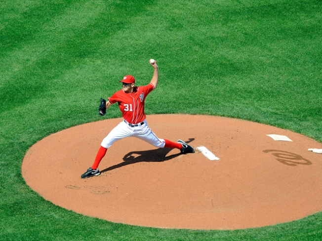 Phillies Rout Nats on Opening Day
