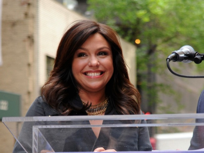 Rachael Ray Heads to the Hill