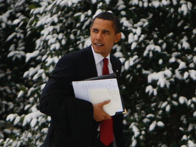 D.C.'s 'Weather Wimps' Weigh In on Obama's Comments