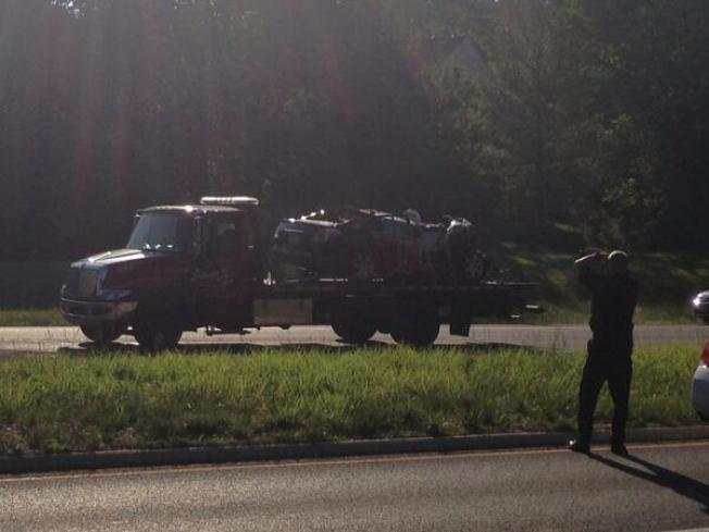 2 Dead After SUV, Taxi Collide in Virginia