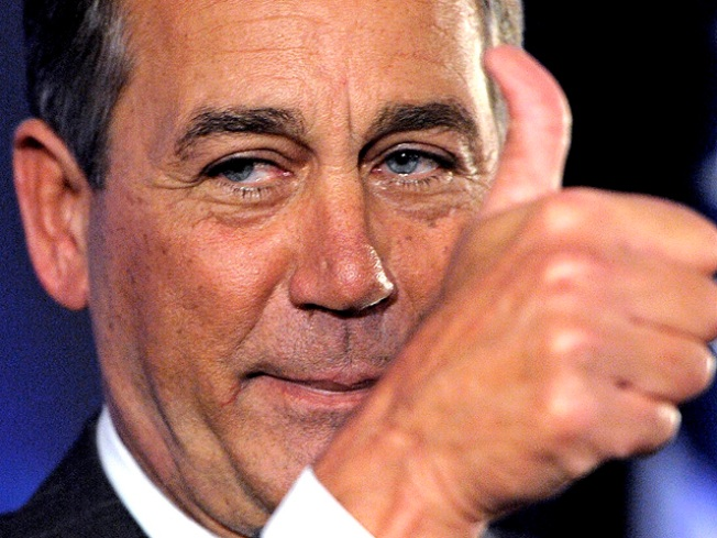 Boehner Ranked Among Top Golfers in Congress