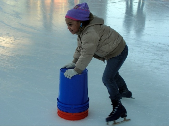 Having an Ice Time in Silver Spring