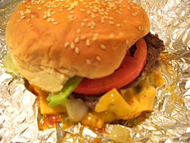 Five Guys Makes the Best Fast-Food Burger in the Country