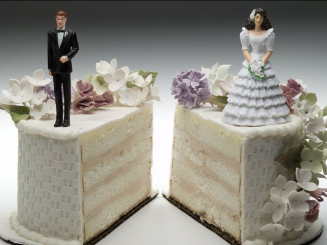 Divorce Rate Falling Nationwide