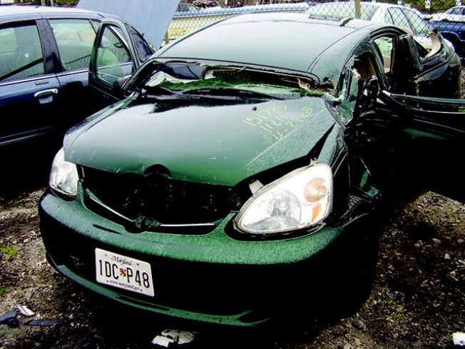Local Couple Sues Toyota for Crash