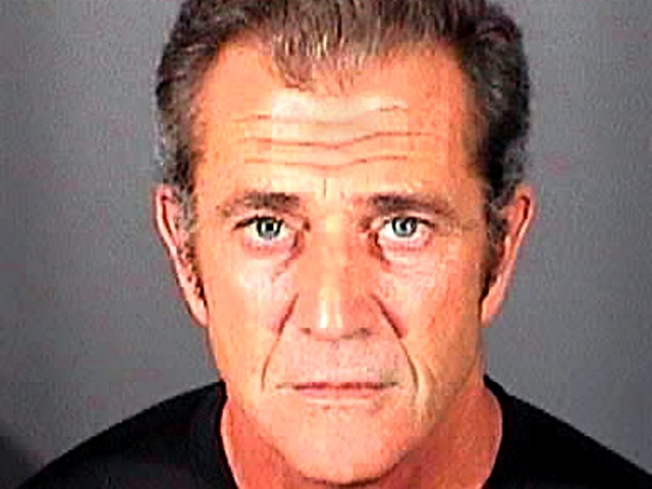 Mel Gibson Turns Himself In