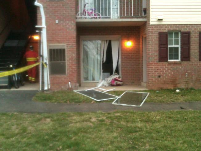 Stove Explosion Damages Centreville Apartment