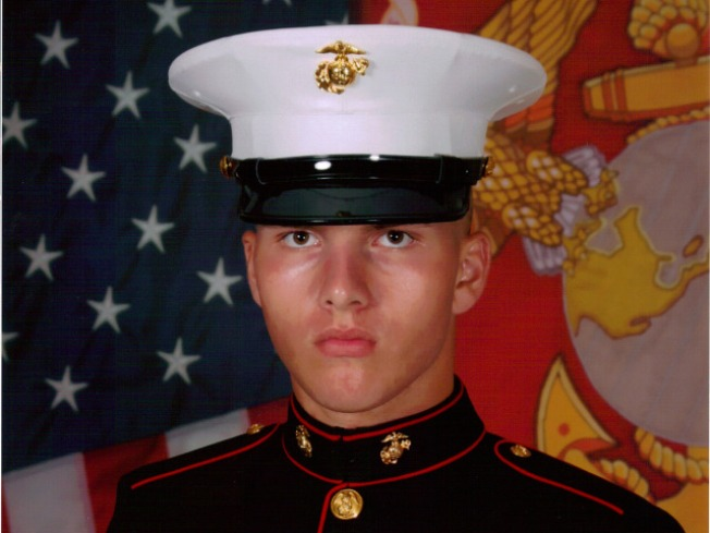 Marine From Frederick Killed in Afghanistan