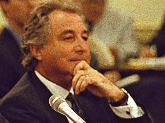 Madoff Allegedly Swindled DC Charity