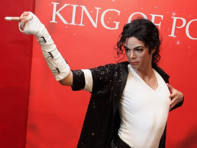 Wax Michael Jackson to be Unveiled at Madame Tussauds