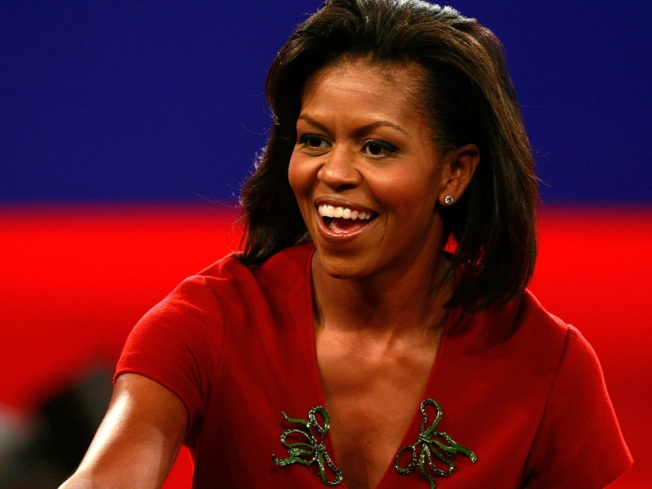 Michelle Obama: I'm in the Best Shape of My Life