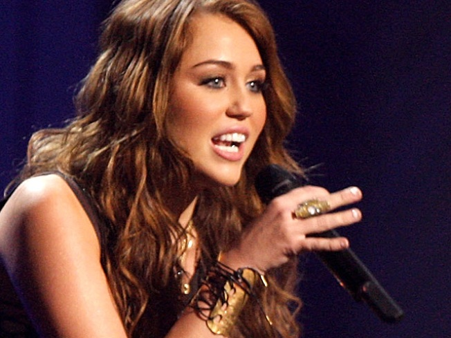 Bret Michaels and Miley Cyrus Duet About Getting Undressed