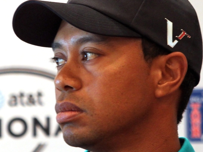 Tiger Woods' Neighbor Launches Web Site With Accusations About Golf Star