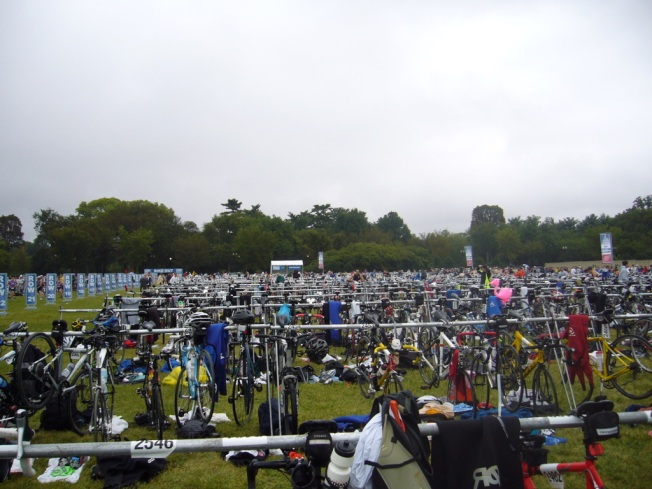 Nation's Triathlon Could Break a Record