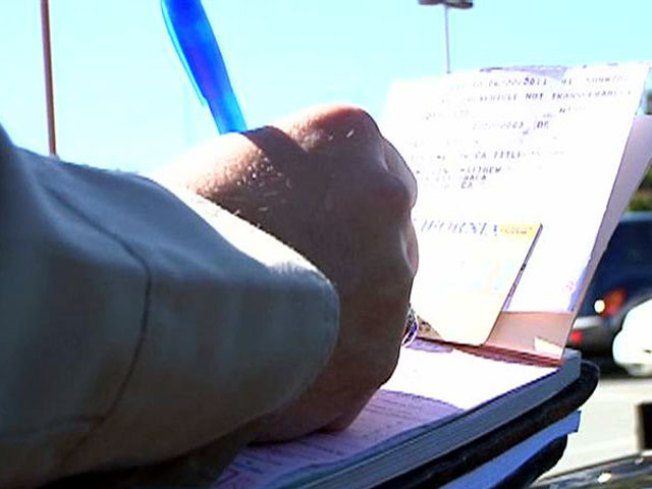 Va. Police on Ticket-Writing Spree