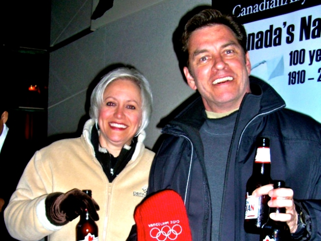 Party Like a Canadian: A Guide to the Olympics Party at the Embassy