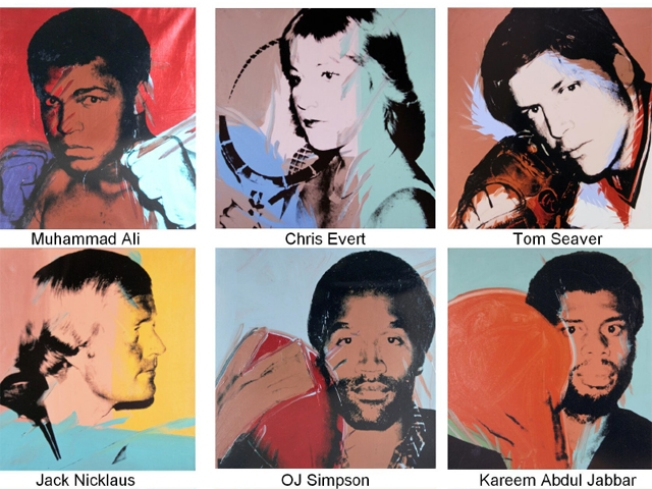 Warhol Collection Stolen from SoCal Home