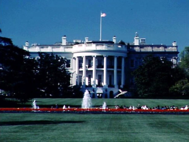 White House Expecting Thousands to Tour Gardens