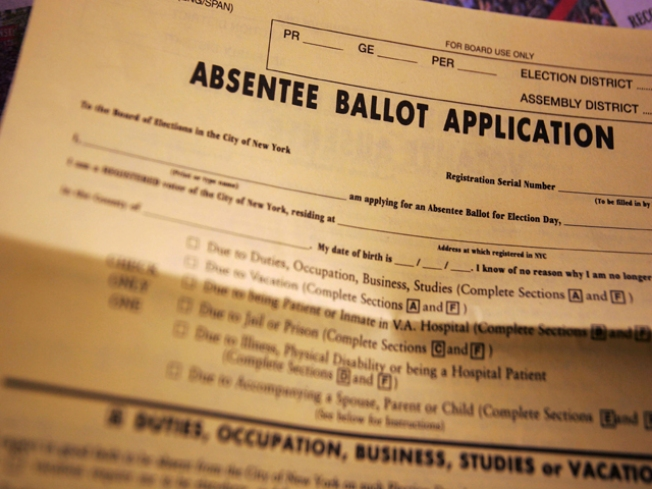 Deadline to Request Maryland Absentee Ballot by Mail Is Sept. 7