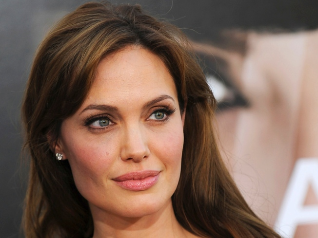 Angelina Jolie is on Twitter, but Not to Tweet