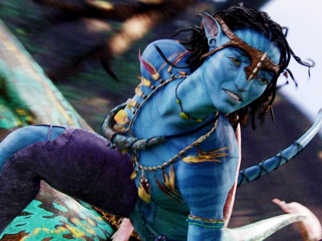 "Feeling Blue Over ""Avatar"" Actors Snub"