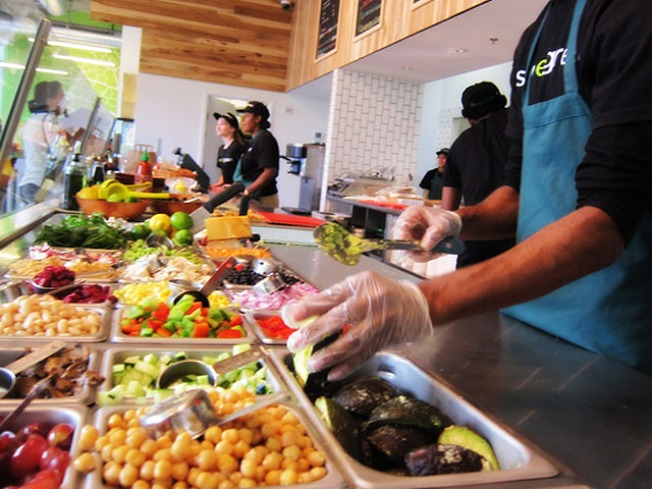 Sweetgreen Opens in Ballston