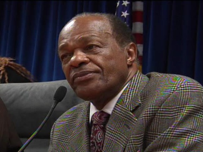 Marion Barry's Son Faces Drug-Dealing Charge