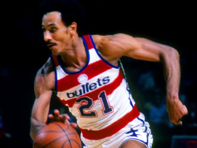 Retro Washington Bullets Gear Back in Production