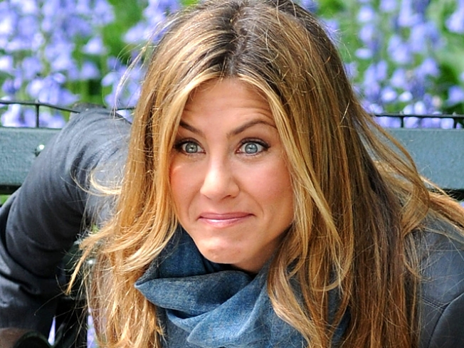 Jennifer Aniston To Sing On The Big Screen