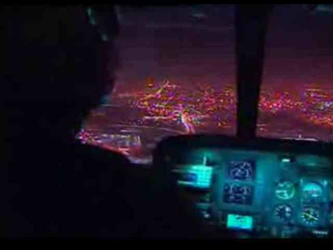 Pilots Face More Danger From Lasers: Police