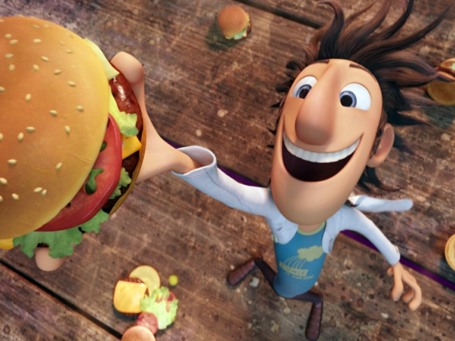 'Cloudy With A Chance Of Meatballs' Tops Weekend Box Office