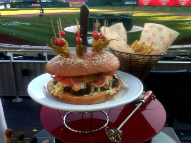 The Strasburger Debuts at Nats Park