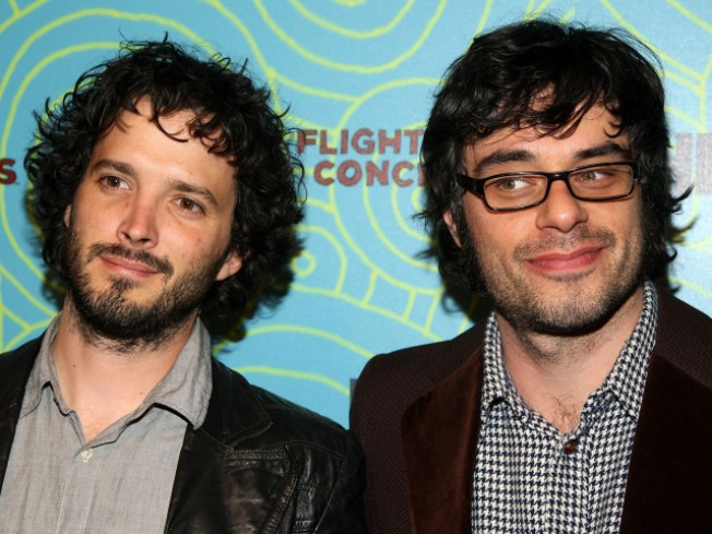 The Conchords Fly Again