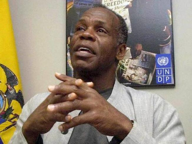 Danny Glover Headlines Anti-Apartheid Celebration at Embassy of South Africa