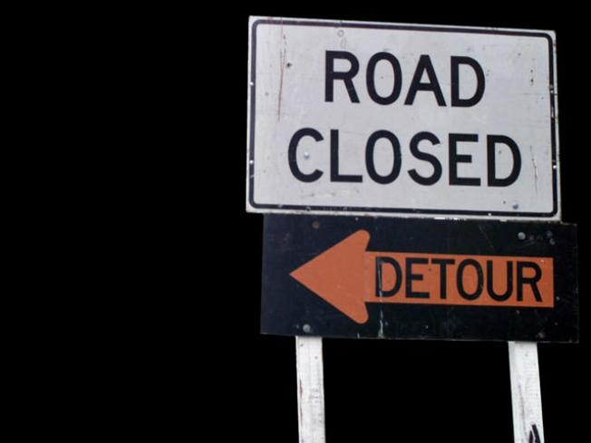 Portions of Capital Beltway to Be Closed