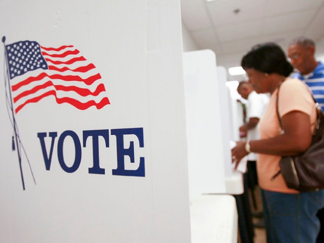 596 D.C. Residents Vote on First Day of Early Voting