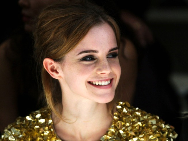 """Harry Potter""'s Emma Watson Dishes on College Life"