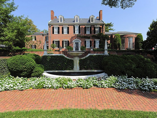 Historical Georgetown Mansion Sells
