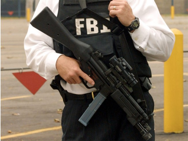 FBI Briefs Maryland Officials on Security